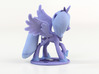 My Little Pony - Luna S1 Posed (≈70mm tall) 3d printed