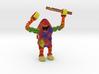 Fruit Monster 3d printed