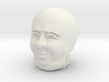 Head of Fat Man  3d printed