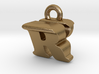 3D Monogram - RVF1 3d printed