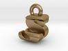 3D Monogram - SJF1 3d printed