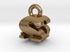 3D Monogram - SQF1 3d printed