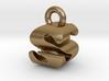 3D Monogram - SSF1 3d printed