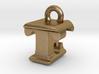3D Monogram - TEF1 3d printed