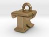 3D Monogram - TKF1 3d printed