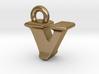 3D Monogram - VIF1 3d printed