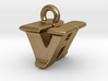 3D Monogram - VHF1 3d printed