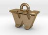 3D Monogram - WIF1 3d printed