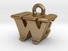 3D Monogram - WEF1 3d printed