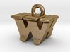 3D Monogram - WRF1 3d printed