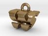 3D Monogram - WSF1 3d printed