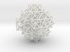 Escher's solids filling space 3d printed