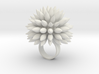Dahly Ring 3d printed