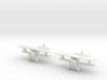 1/200 Boeing F4B-4 / P-12 (x2) 3d printed