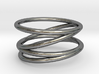 Finger Cage Ring - Sz. 8 3d printed