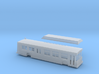 N scale 1:160 new flyer C40lf CNG Bus 3d printed