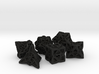 Celtic Dice Set - Solid Centre for Plastic 3d printed