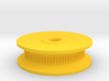 Counter Cog Attachment for Rotary Encoder 3d printed