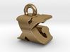 3D Monogram - XGF1 3d printed