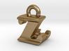3D Monogram - ZLF1 3d printed