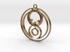 Bella - Necklace 3d printed