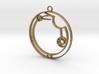Alicia / Alisia - Necklace 3d printed