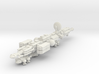 Spacer1999 Santorini Space Probe 1/1000 Scale 3d printed