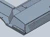 T-34 Welded engine deck 3d printed Welds are fully reproduced throughout