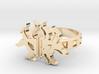 Magic: The Gathering  Rakdos Ring(US Size6) 3d printed