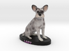 Custom Dog Figurine - Lady 3d printed