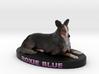 Custom Dog Figurine - Roxie 3d printed