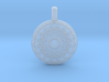 SAHASRARA Crown Chakra Jewelry Pendant 3d printed