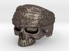 WR Ring Skull Bandana - Size 9.5 3d printed