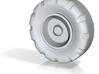 AEC wheels 3d printed