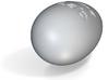 3D Gyurma Egg 3d printed