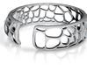 coral  cuffs 3d printed