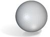 white billiard ball :D 3d printed