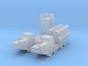 1/285 S-300 (SA-20 Gargoyle) (x2) 3d printed