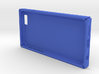 Square iPhone6/6S 4.7inch case.stl 3d printed