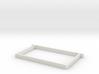 Simplex Brood Frame 3d printed
