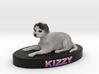 Custom Dog Figurine - Kizzy 3d printed