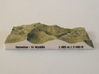 Snowdon - Photo 3d printed Photo of Snowdon - Photo model