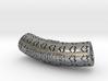 Hollow Bent Cylinder 3d printed