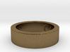 Carrera Design Ring Ring Size 7.5 3d printed
