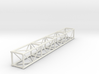 "1:24 8' 12""x12"" Box Truss 3d printed"