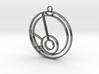 Mia  - Necklace 3d printed