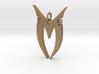 """Pendentif Bionicle - """"M"""" (Makuta) 3d printed"""