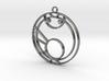 Maya - Necklace 3d printed