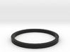 MHS Trim Ring Pommel Spacer 29mm 3d printed
