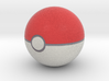 Pokeball 3d printed
